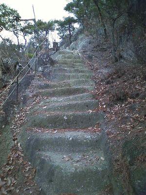 登り_石段