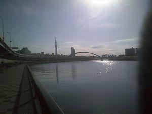 22_橋とスカイツリー
