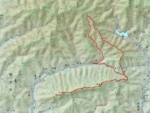 仙人ヶ岳20111029